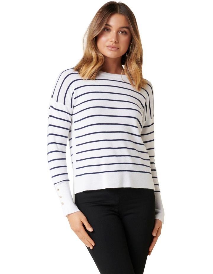 Taylor Stripe Jumper image 1