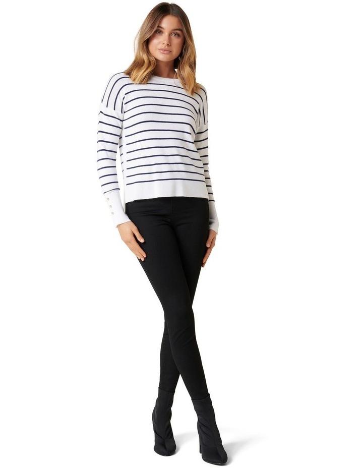 Taylor Stripe Jumper image 4