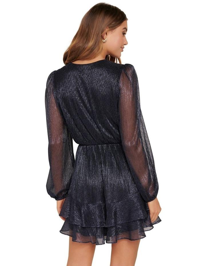 Sonita Plisse Skater Dress image 3