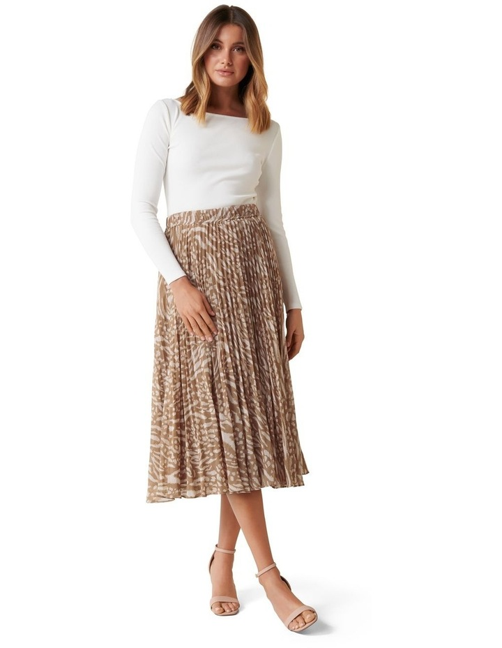 Harper Pleated Skirt image 4