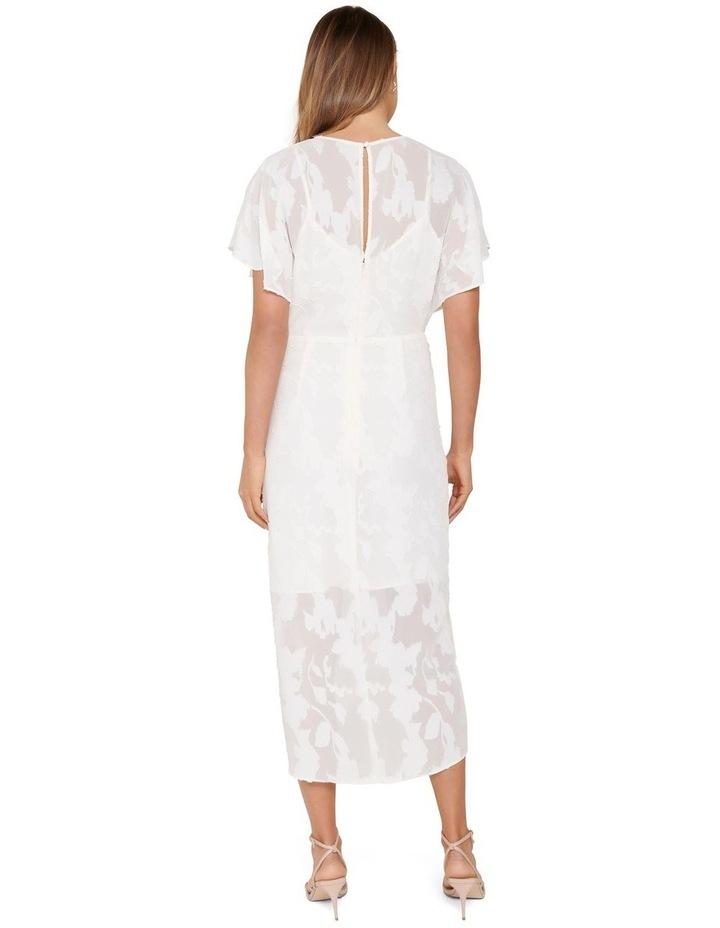 Tamara Ruched Midi Dress image 3