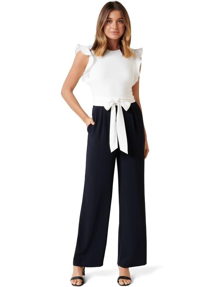 Leonie Frill Sleeve Jumpsuit image 1