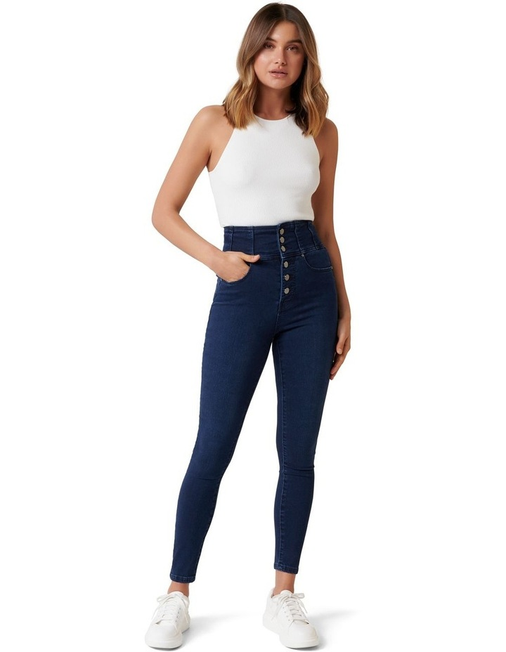 Sophie High Rise Sculpting Jeans image 1