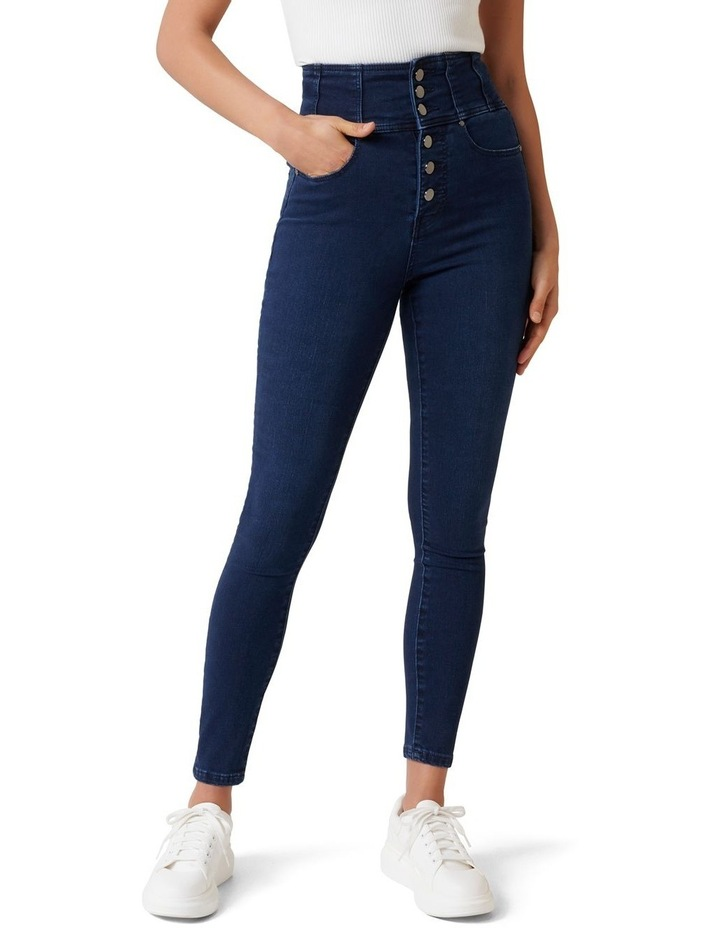 Sophie High Rise Sculpting Jeans image 2