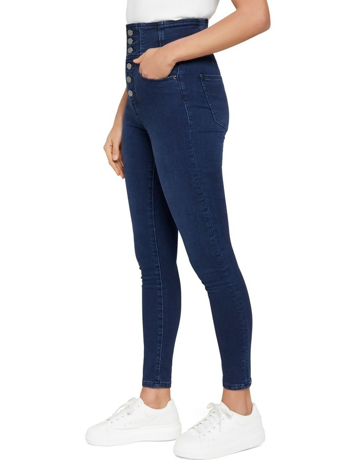 Sophie High Rise Sculpting Jeans image 3