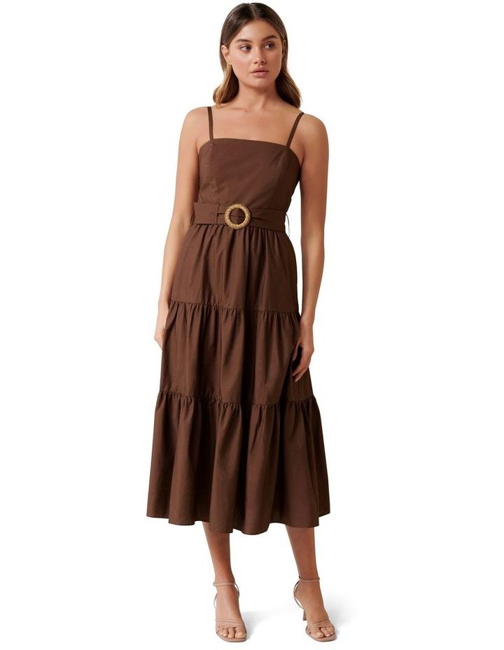 Dalia Cotton Maxi Dress image 1