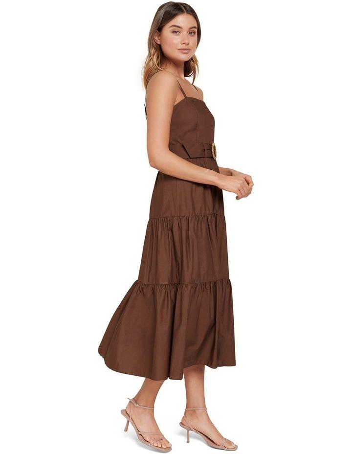 Dalia Cotton Maxi Dress image 2
