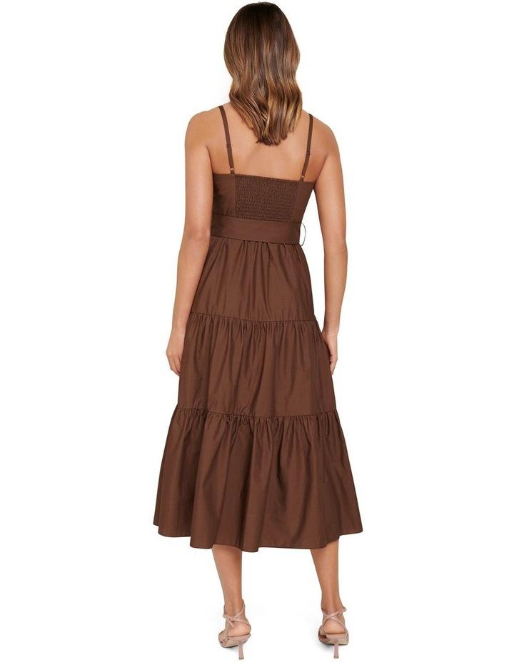 Dalia Cotton Maxi Dress image 3