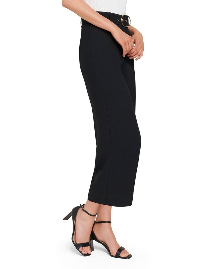 Nadine Petite Belted Culotte Pants image 2