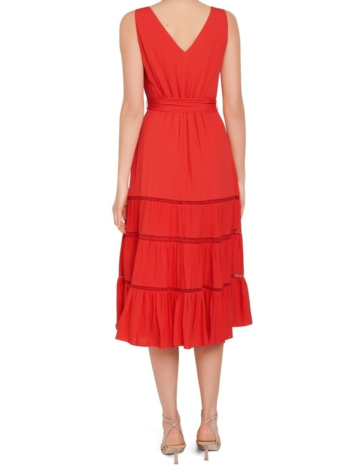 Georgia Tiered Midi Dress image 3