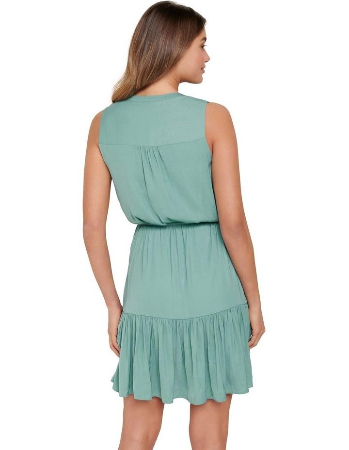 Poppy Tiered Skater Dress image 3