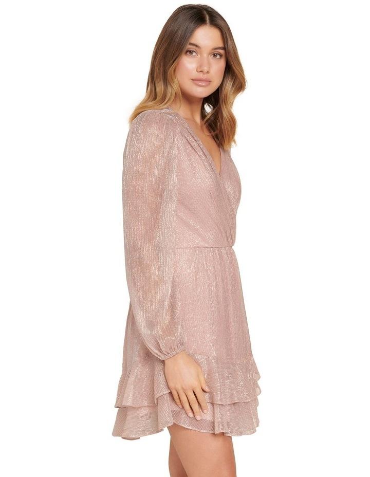 Sonita Plisse Skater Dress image 2