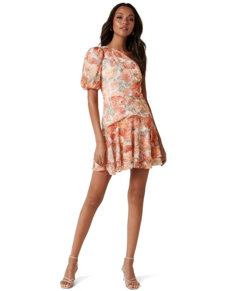 Matilda One Sleeve Mini Dress image 5