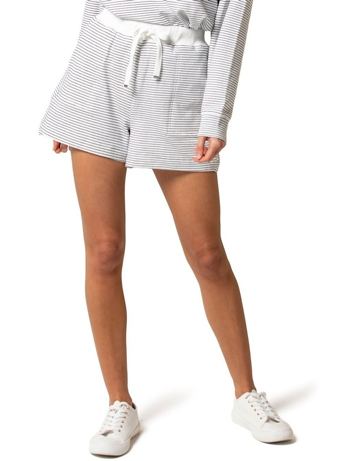 Lena Stripe Loungewear Shorts image 2