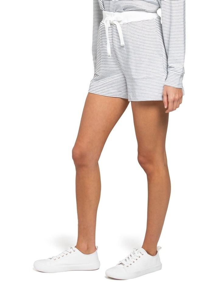 Lena Stripe Loungewear Shorts image 3