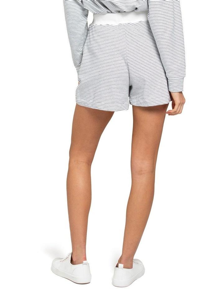 Lena Stripe Loungewear Shorts image 4