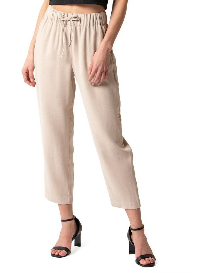 Sam Elastic Waist Relaxed Pants image 2