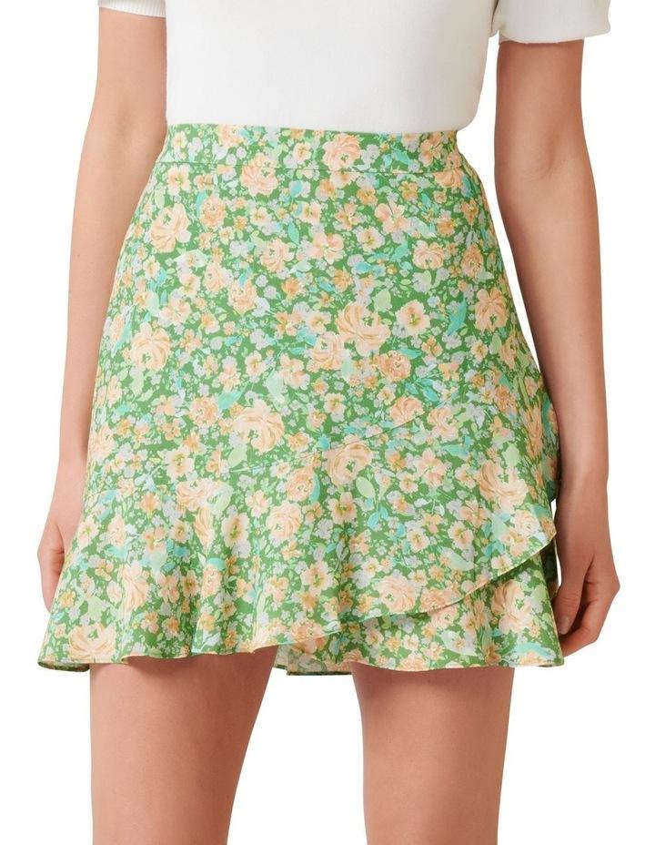 Giselle Mini Ruffle Skirt image 1