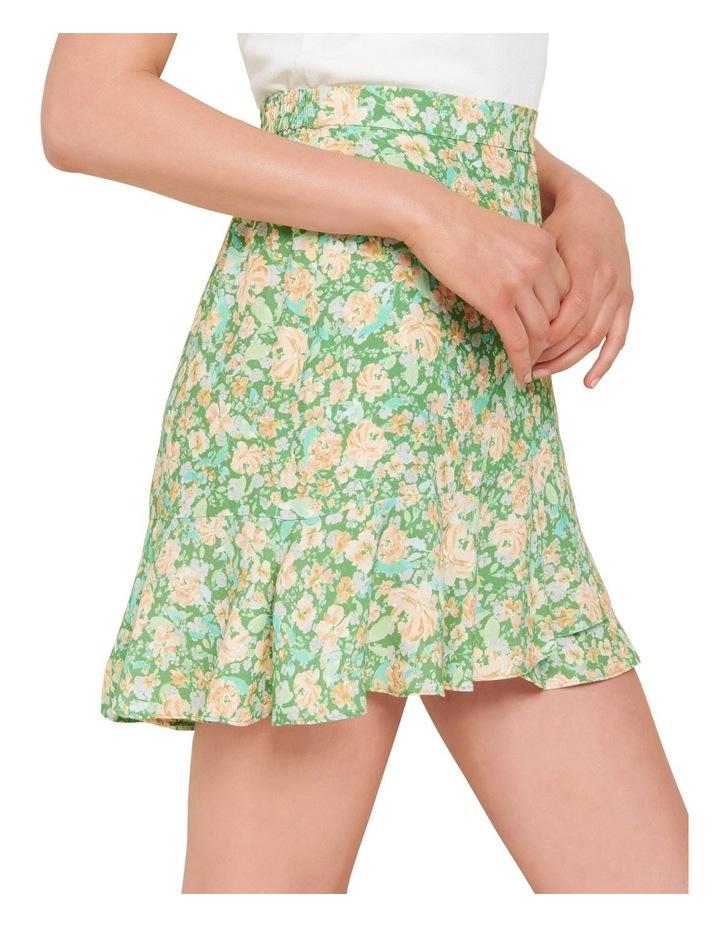 Giselle Mini Ruffle Skirt image 2
