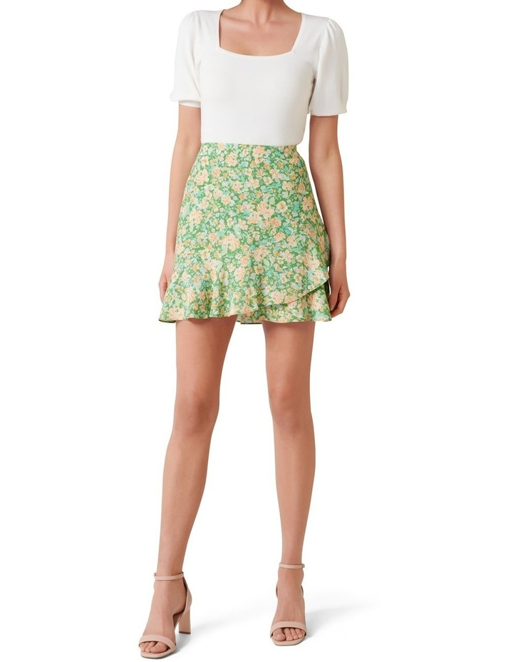 Giselle Mini Ruffle Skirt image 4