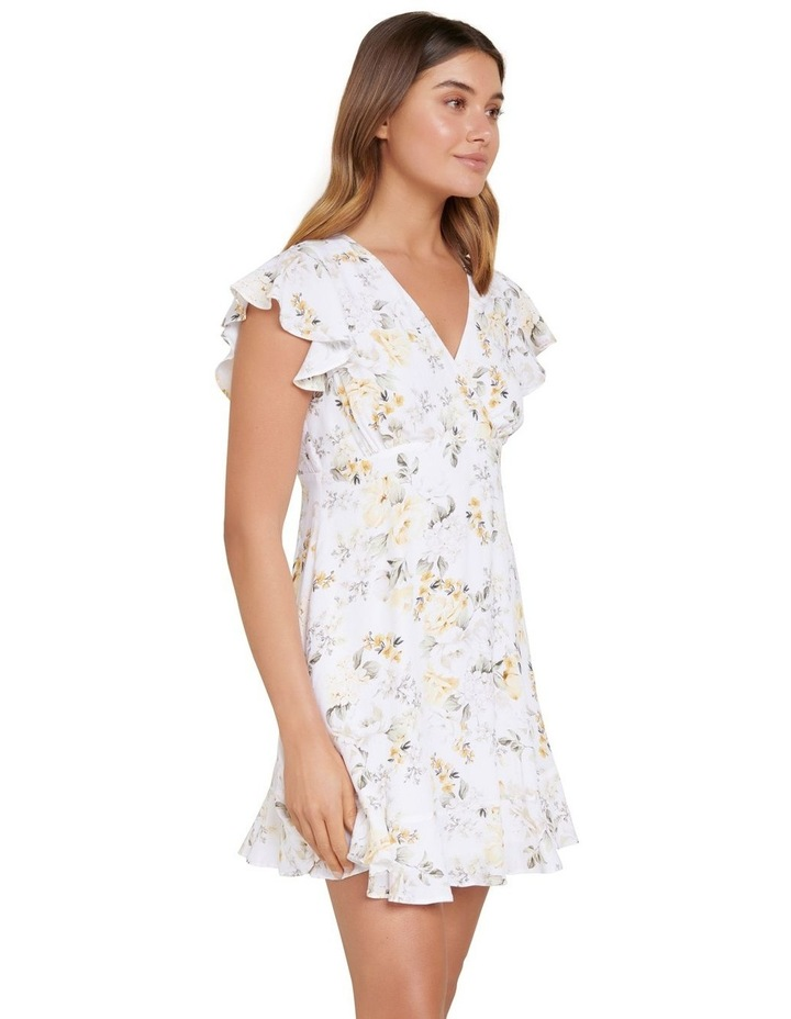 Wren Petite Wrap Bodice Dress image 2