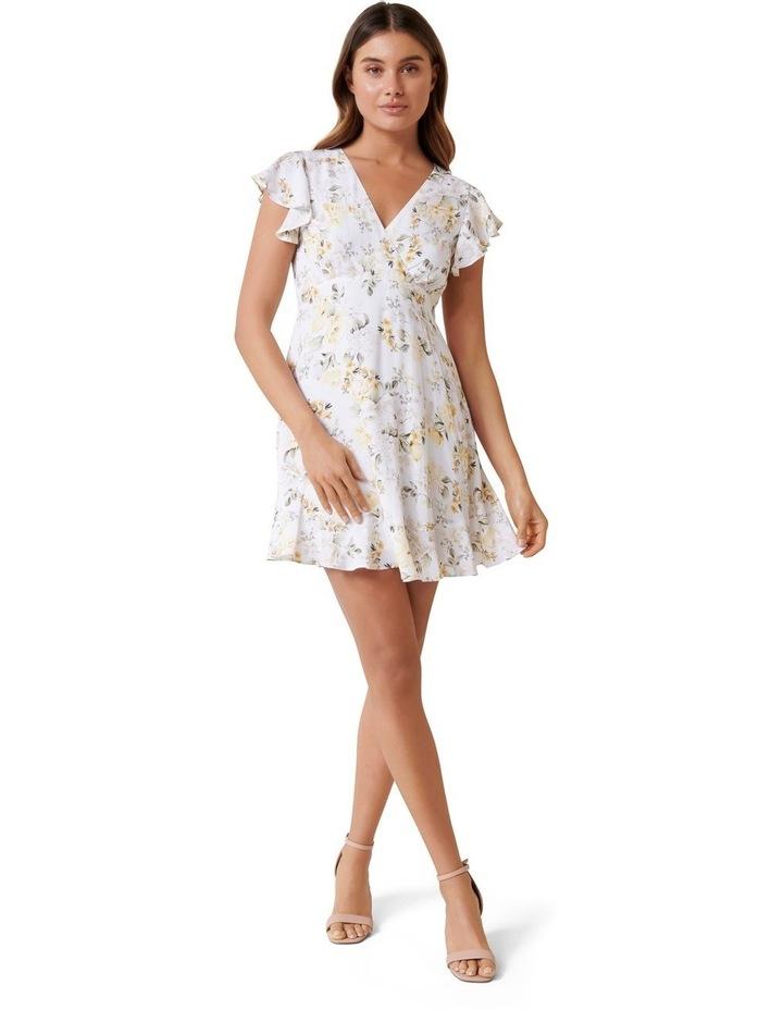 Wren Petite Wrap Bodice Dress image 4