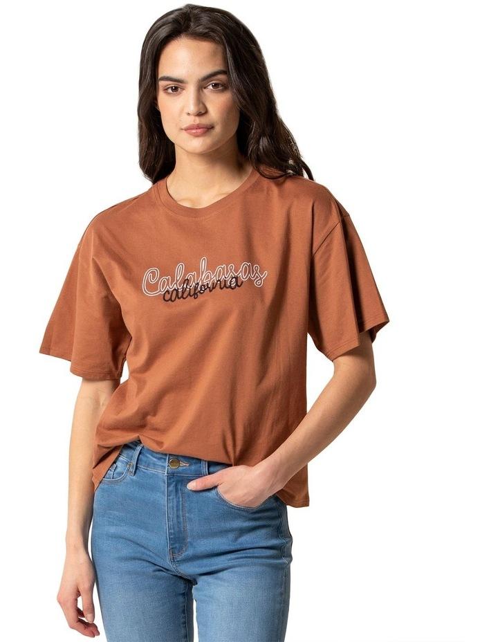 Callie Calabasas Tee image 1
