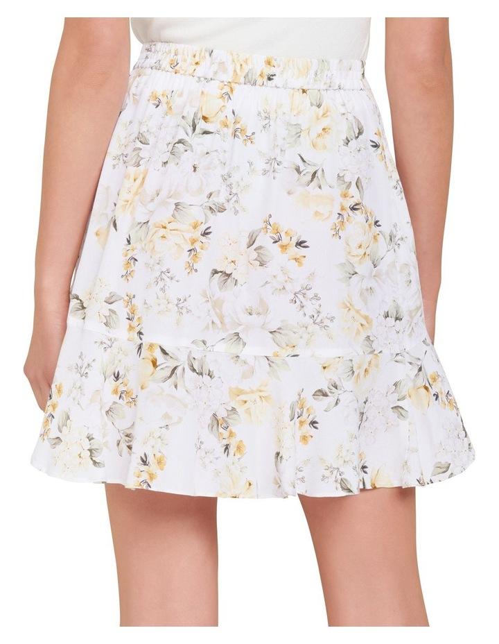 Giselle Petite Mini Ruffle Skirt image 3