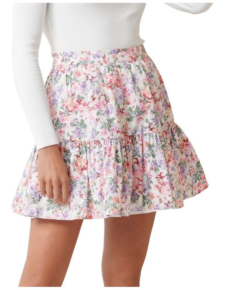 Claudia Ruffle Mini Skirt image 1