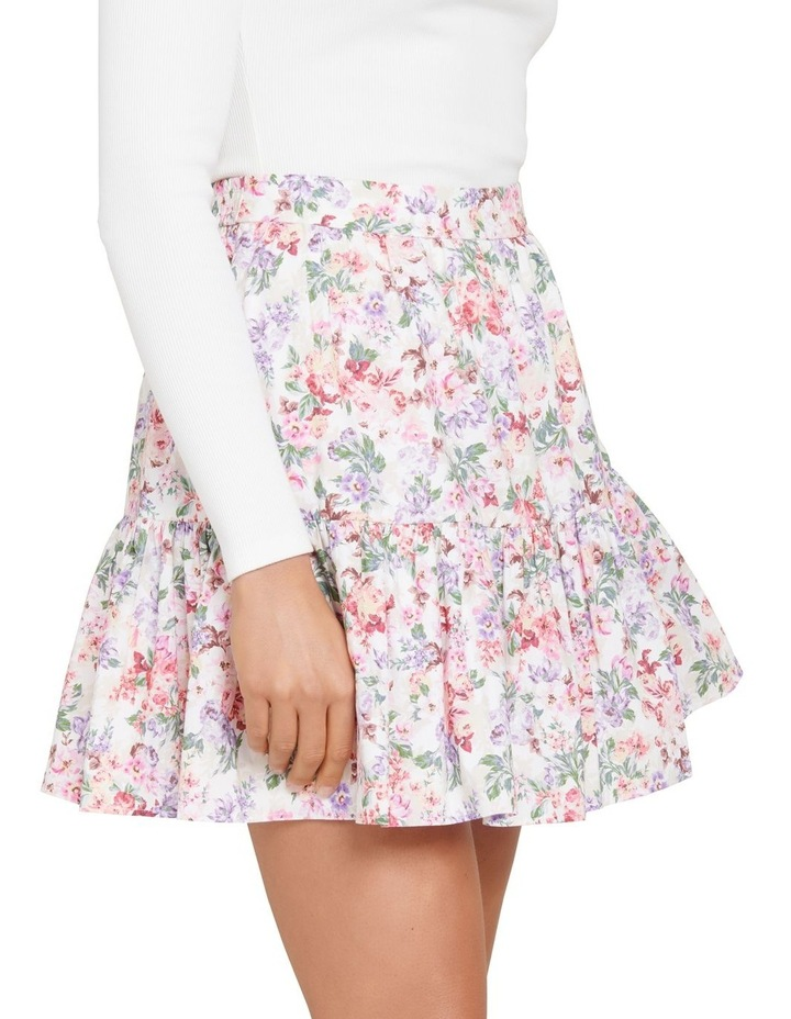 Claudia Ruffle Mini Skirt image 2