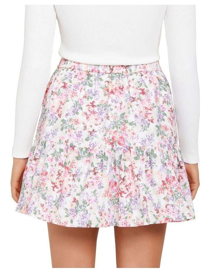 Claudia Ruffle Mini Skirt image 3