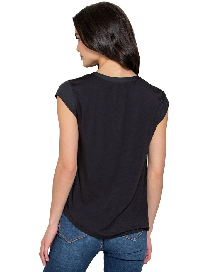 Annaliese Placket Jersey Back Essential image 3