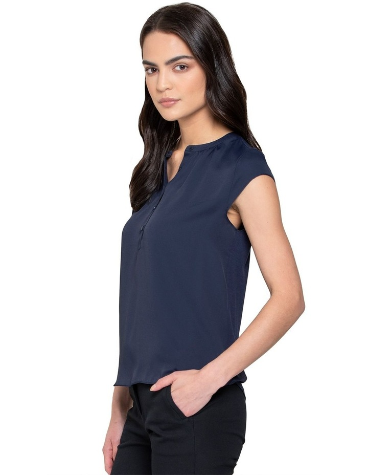 Annaliese Placket Jersey Back Essential image 2