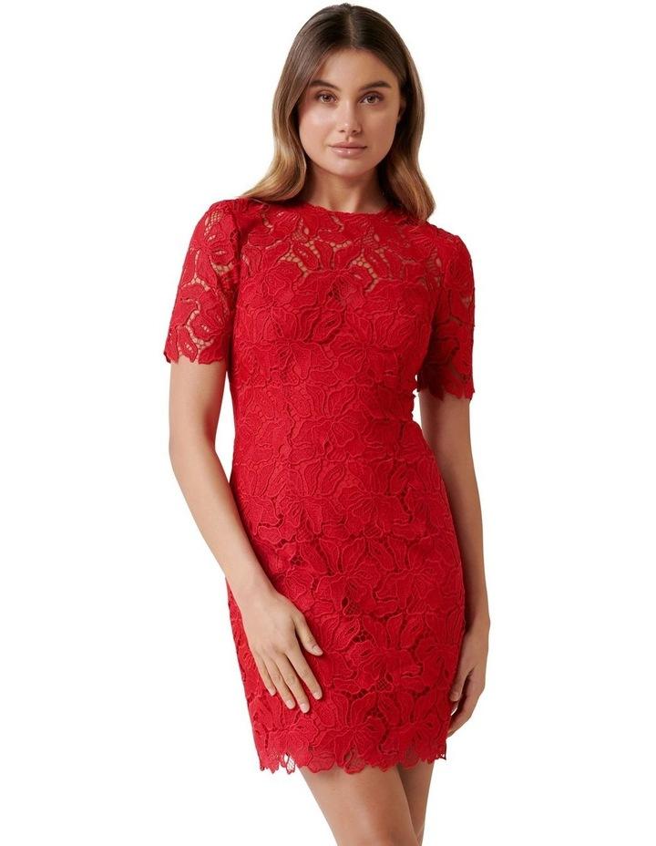 Tayla Lace Mini Dress image 1