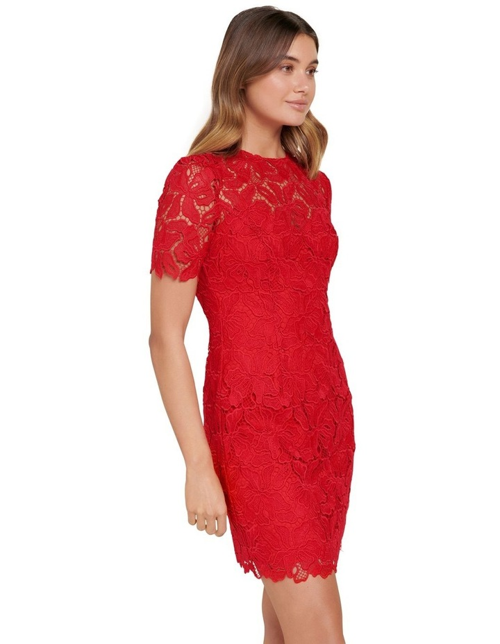 Tayla Lace Mini Dress image 2
