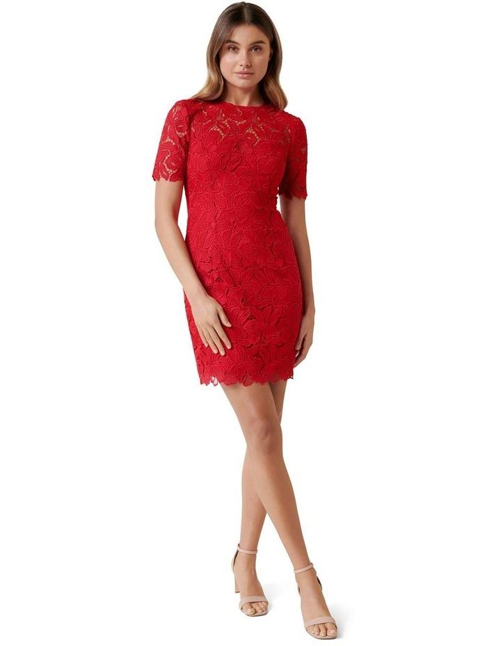 Tayla Lace Mini Dress image 4