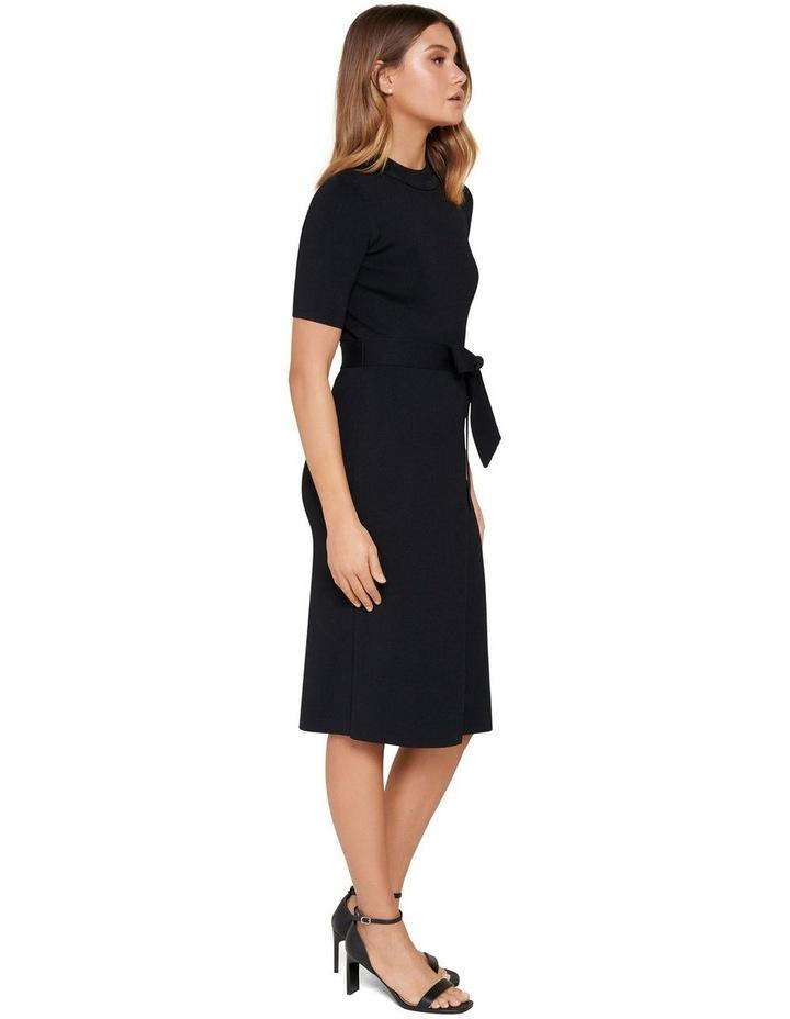 Skye Wrap Knit Dress image 2