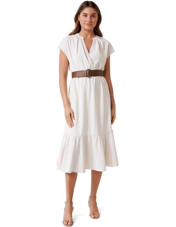 Lola Belted Midi Dress image 1