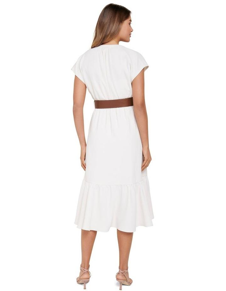 Lola Belted Midi Dress image 3