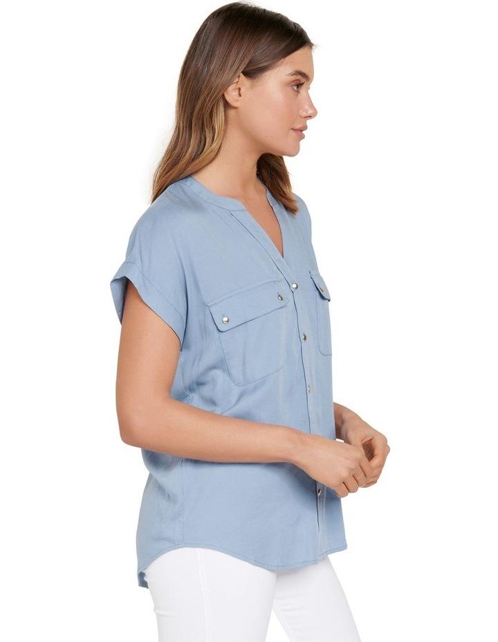 Joie Drop Shoulder Blouse image 2