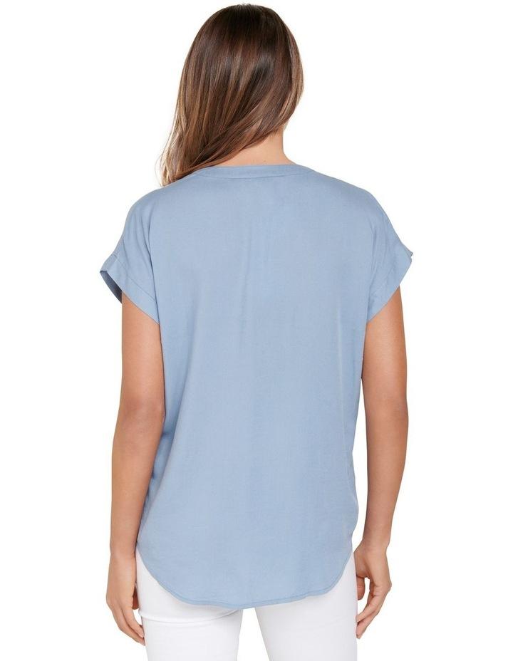 Joie Drop Shoulder Blouse image 3
