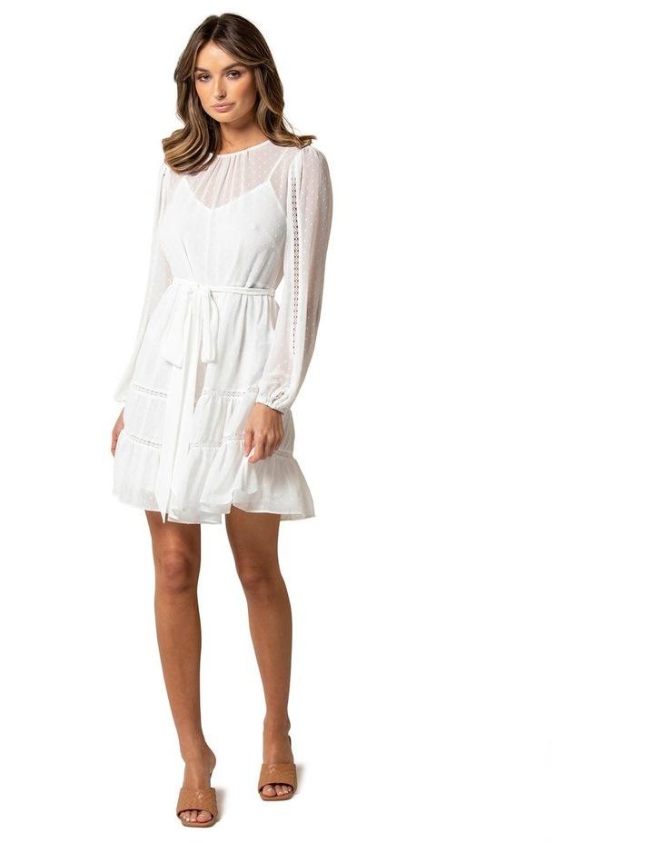Fergie Long Sleeve Mini Dress image 1
