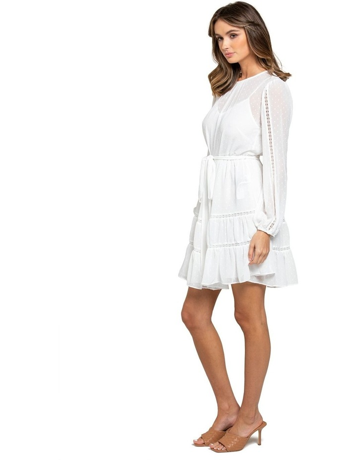 Fergie Long Sleeve Mini Dress image 2