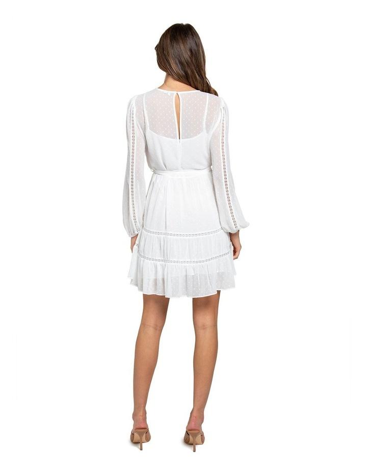 Fergie Long Sleeve Mini Dress image 3