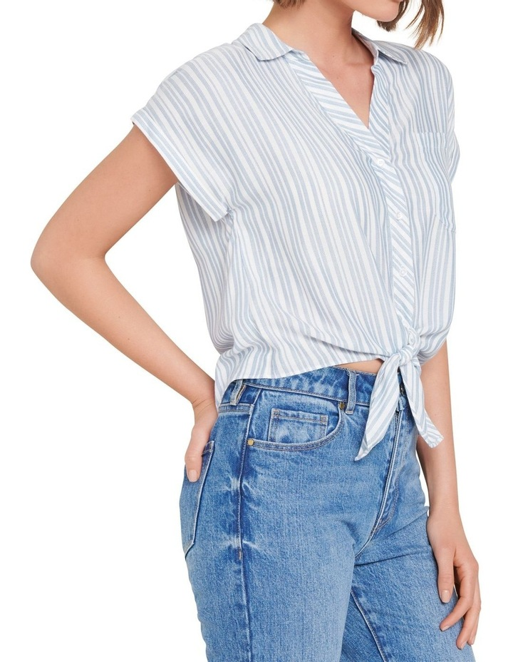 Anna Tie Front Shirt image 2