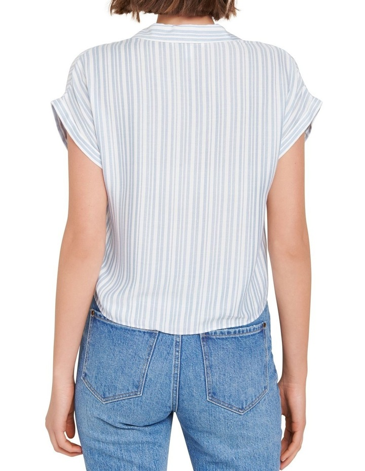 Anna Tie Front Shirt image 3