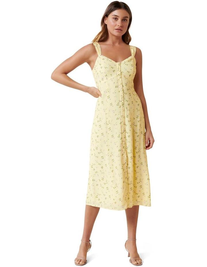 Frankie Button Through Sun Dress image 1