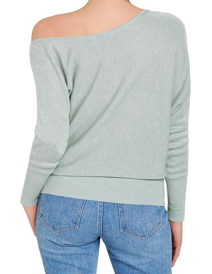 Sadie Off The Shoulder Knit Jumper image 3