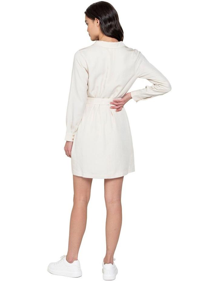 Emilie Utility Shirt Dress image 3
