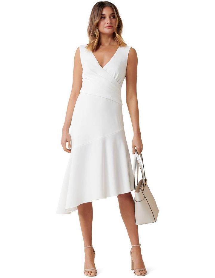Cynthia Draped Dress image 2